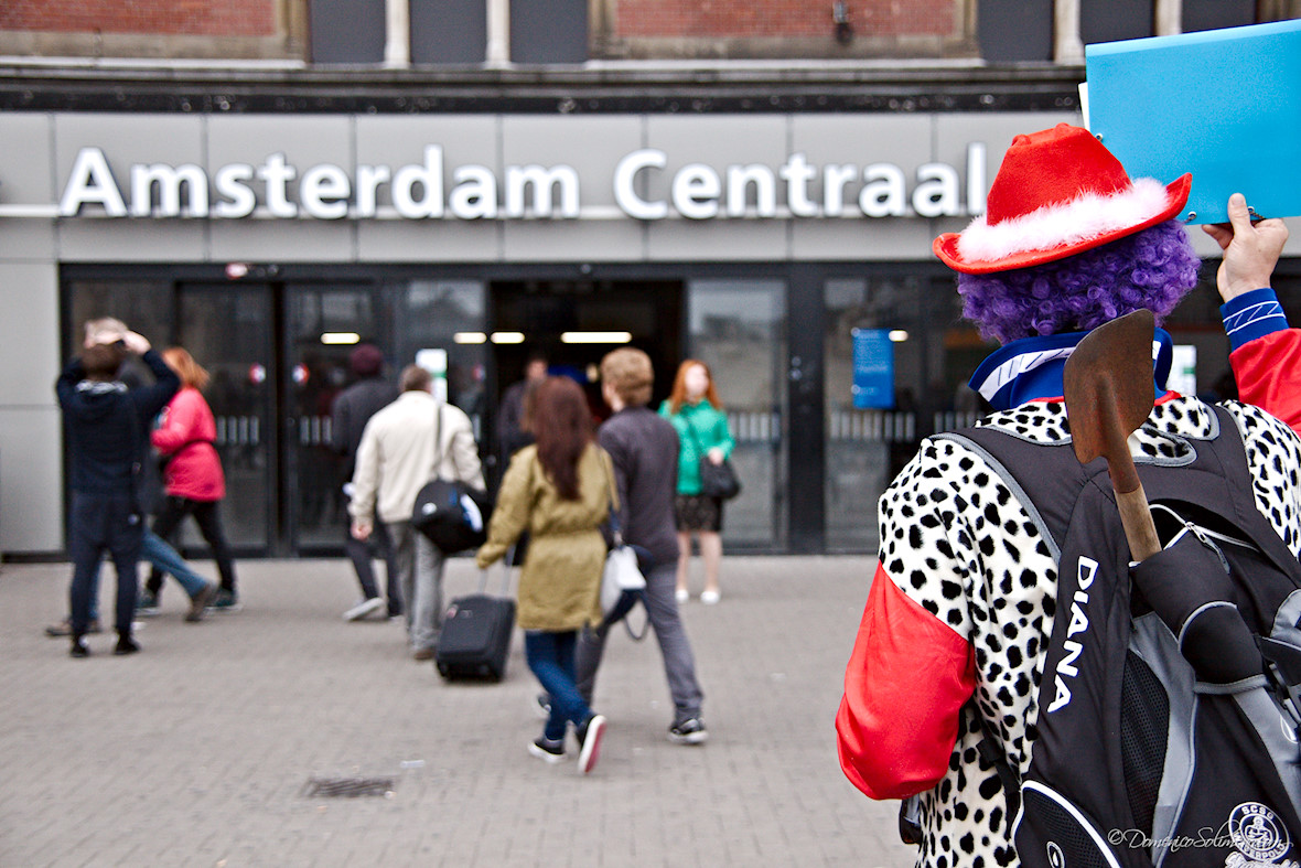 ©Amsterdam Central Station