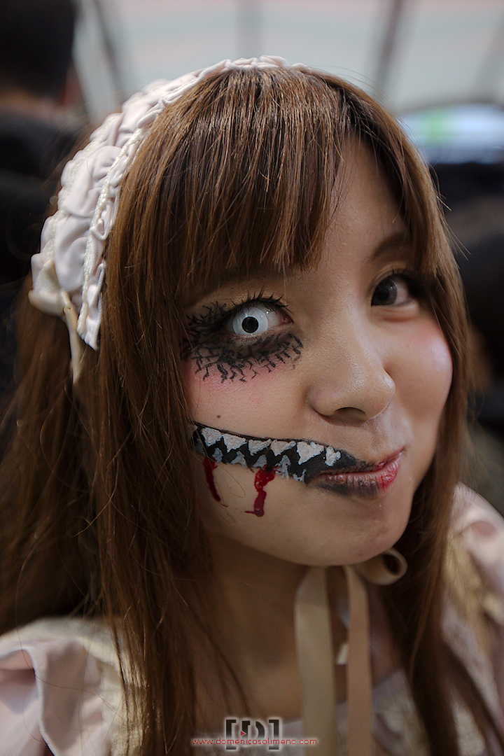 Japanese Halloween Parade