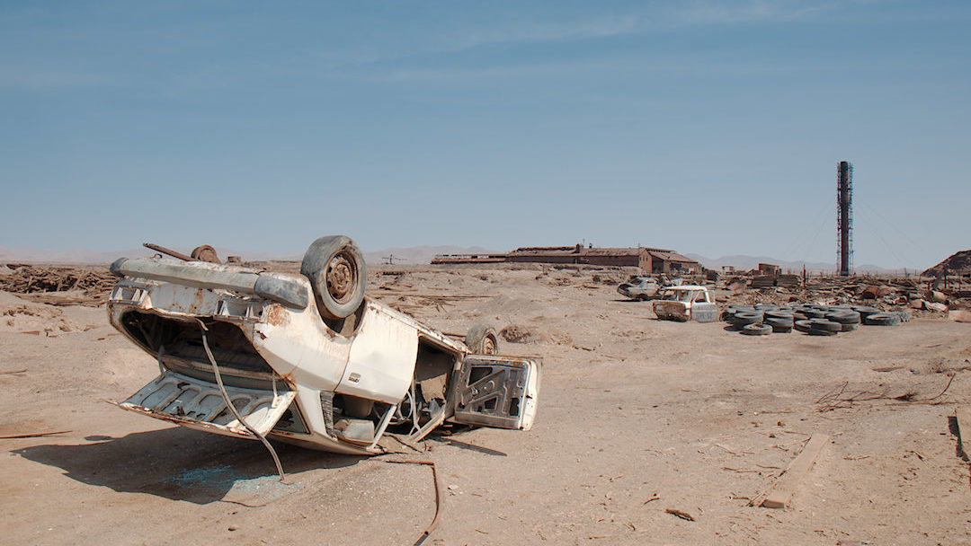 Humberstone - Cile