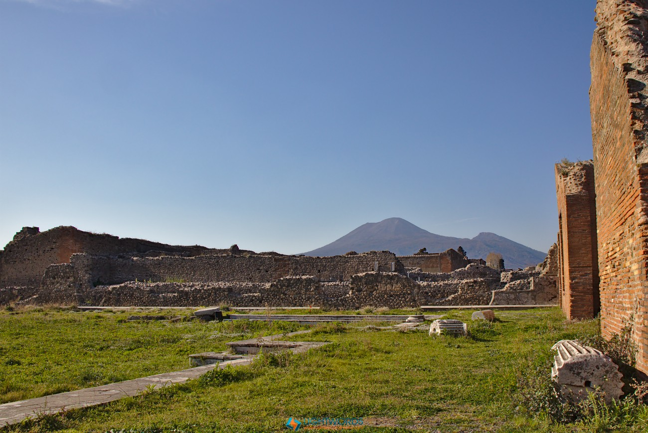 Scavi di Pompei 2019