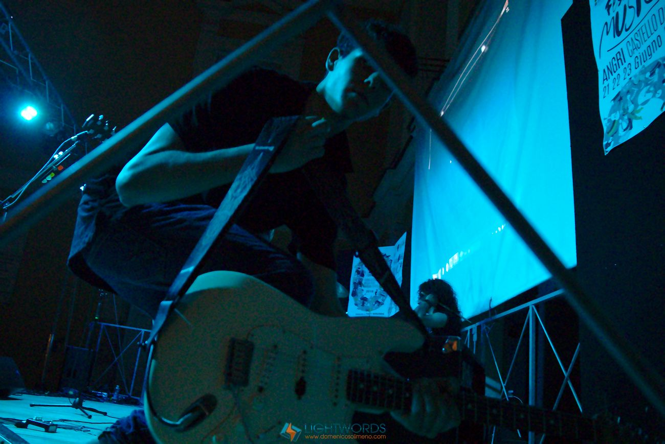 DELIO - Live @Castello Doria