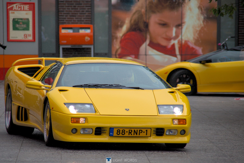 Lamborghini in Netherland