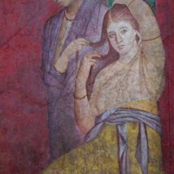 VILLA DEI MISTERI - Scavi di Pompei 2019