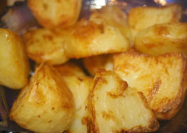 Best Ever Crunchy Roast Potatoes