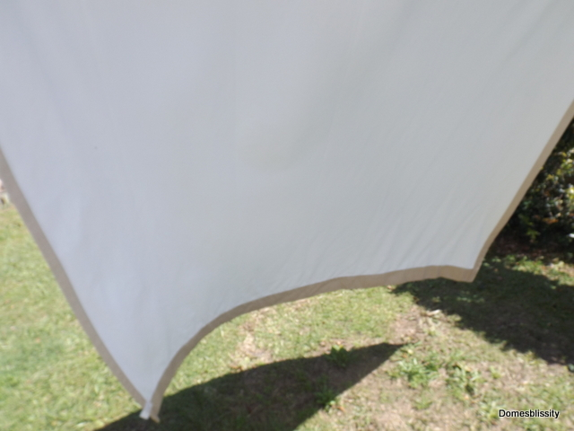 how to make thermal lined curtains