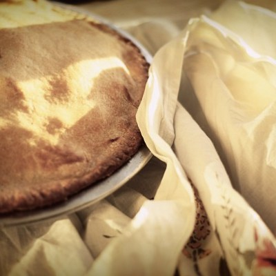 Apple pie food foto friday