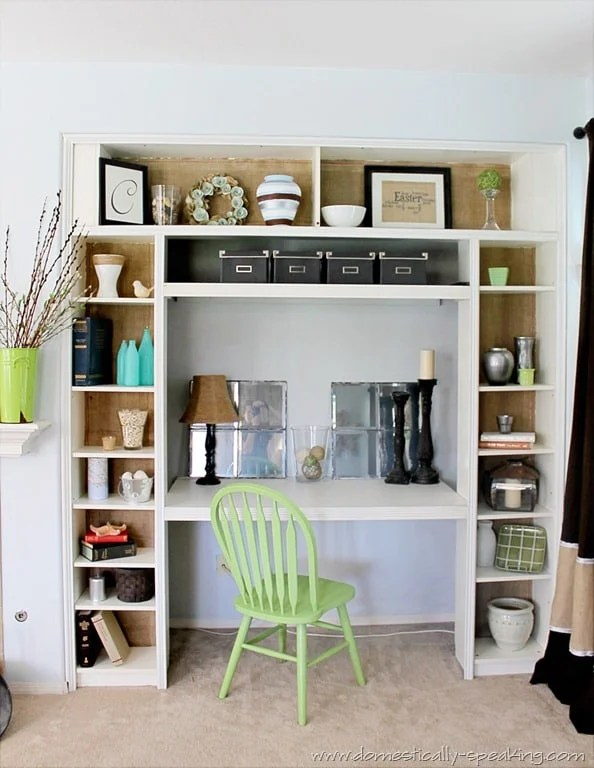 My Repurposed Life Ikea Billy Bookcase Shelving Dis