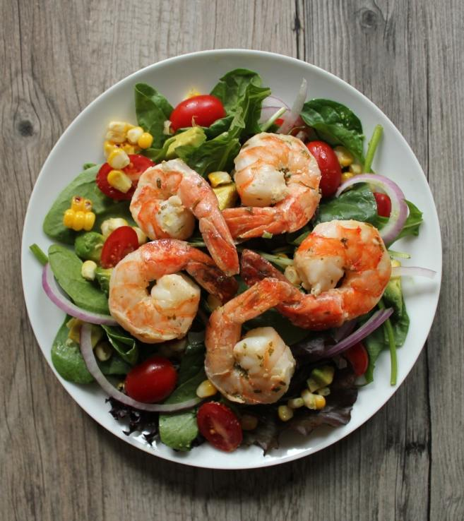 summer-salad-with-avocado-corn-and-grilled-herb-shrimp-7