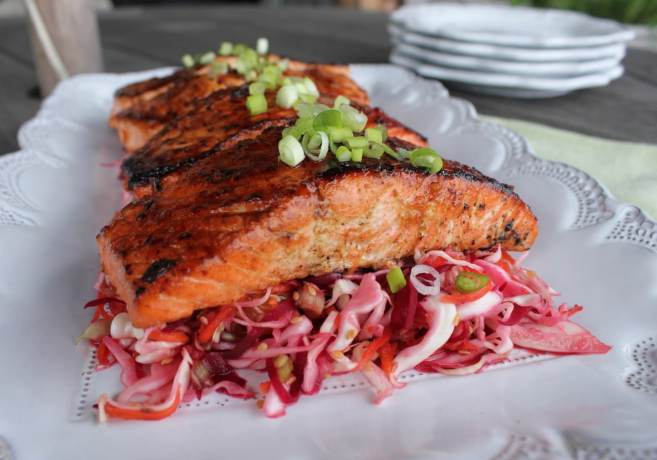 ginger-soy-glazed-salmon-with-asian-beet-slaw-1