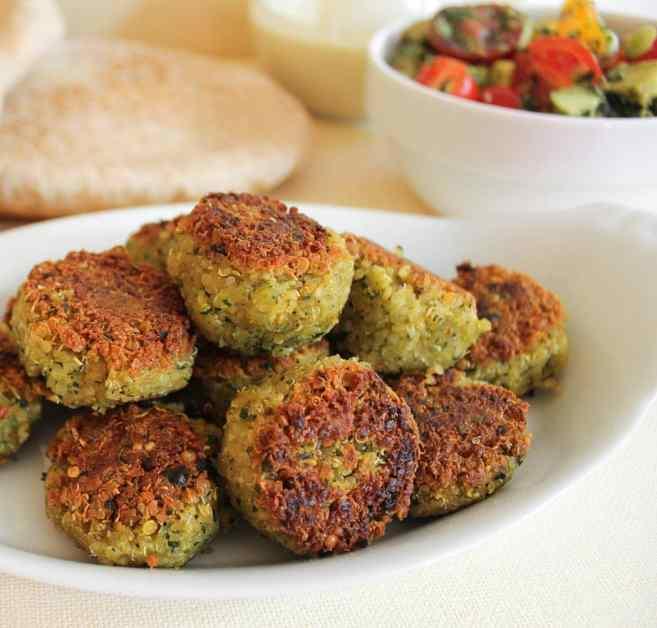 quinoa-falafel-with-avocado-tomato-relish-and-yogurt-tahini-dressing-1