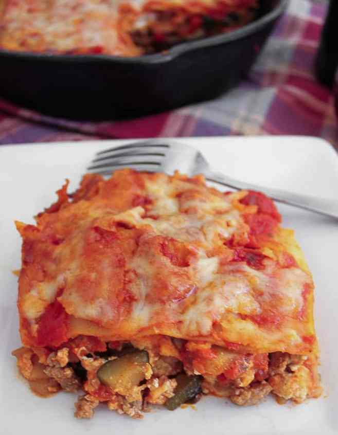 skillet-lasagna-with-turkey-sausage-and-vegetables-8-3