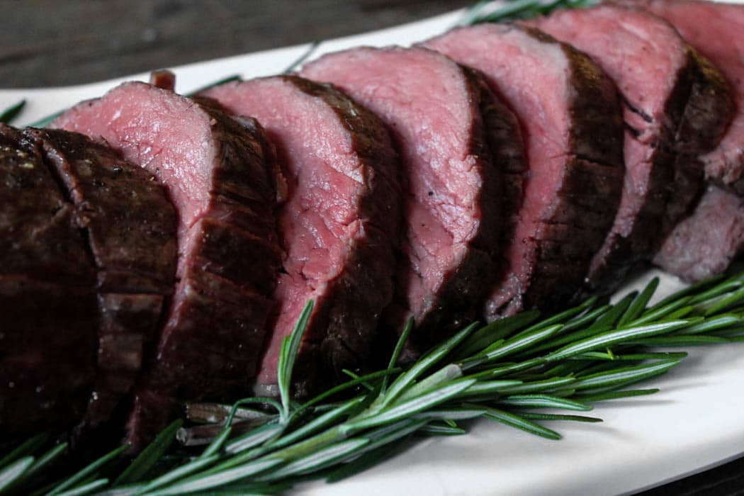 Slow-Roasted Beef Tenderloin with Rosemary- Domesticate ME!