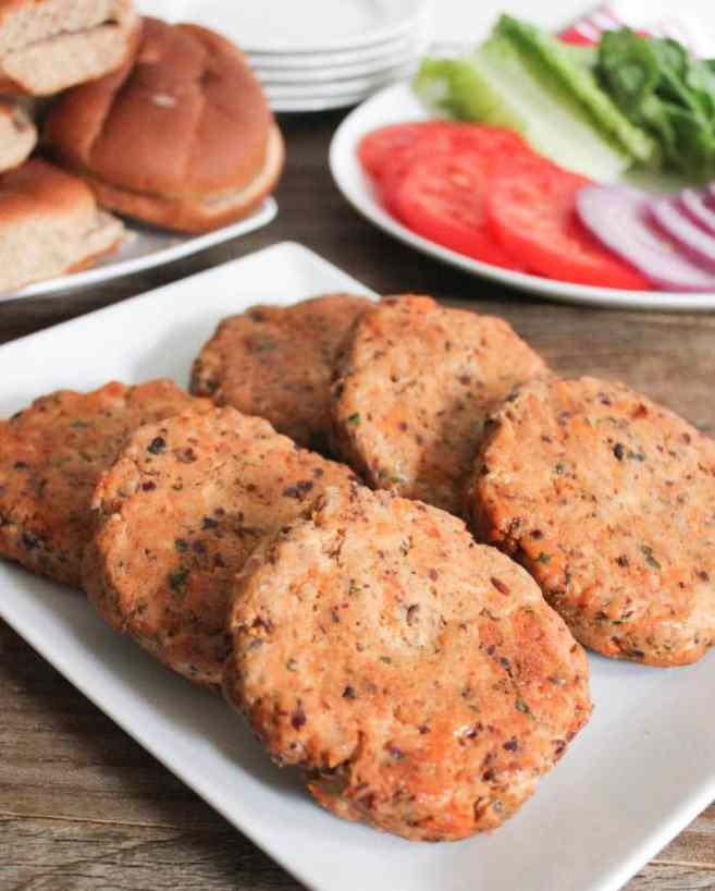 Sweet-Potato-and-Black-Bean-Turkey-Burgers-with-Sriracha-Lime-Crema-step-12