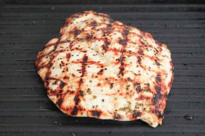 Cilantro-lima-pollo-con-fresa-jalapeño-Salsa-paso-6