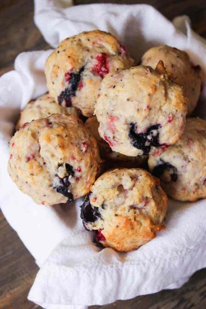 healthy-triple-berry-chia-seed-muffins-4