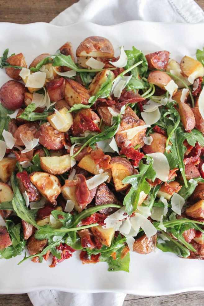 warm-roasted-potato-salad-with-pancetta-sun-dried-tomatoes-and-arugula-9