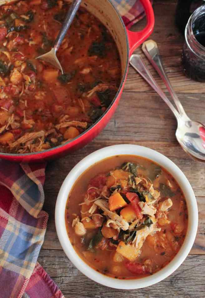 Healthy-Chicken-Stew-with-Butternut-Squash-and-Kale-2