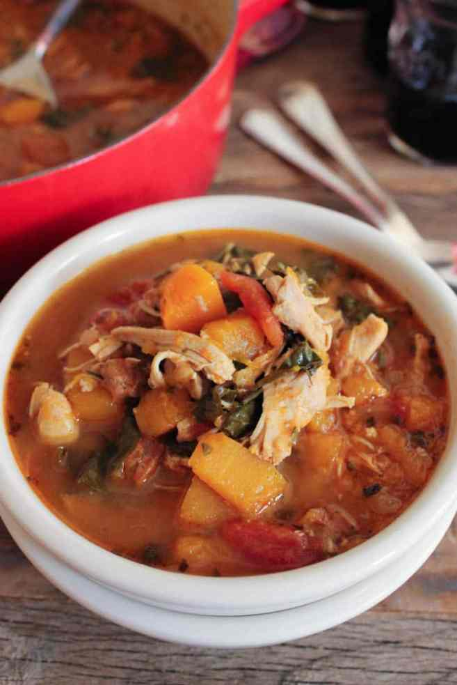 Healthy-Chicken-Stew-with-Butternut-Squash-and-Kale-3