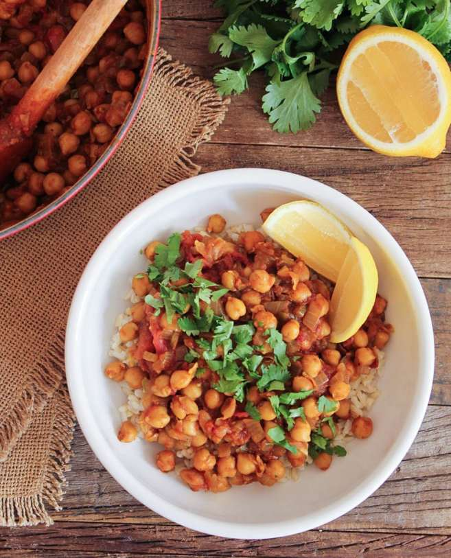 Easy-Vegan-Chana-Masala