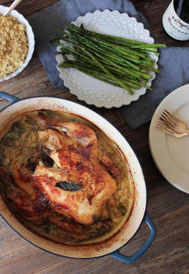 Jamie-Oliver's-Braised-Chicken-In-Milk-10