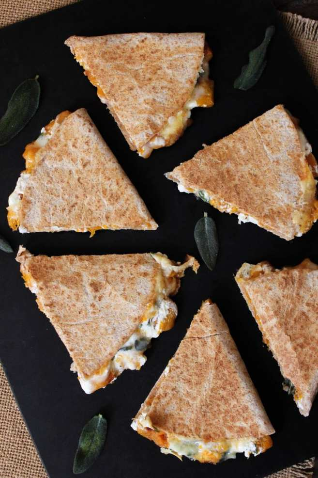 Roasted-Butternut-Squash-Quesadillas-with-Goat-Cheese-and-Crispy-Sage-3
