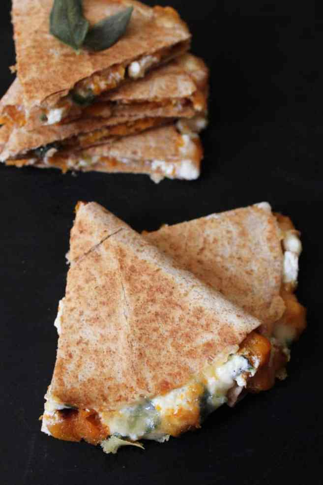 Roasted-Butternut-Squash-Quesadillas-with-Goat-Cheese-and-Crispy-Sage-6