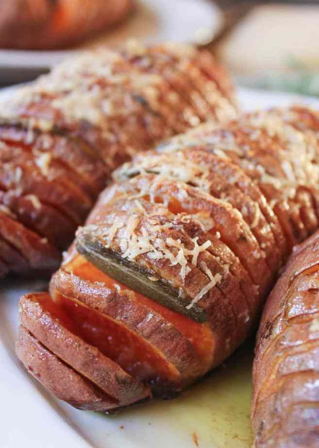 Hasselback-Sweet-Potatoes-with-Sage-and-Parmesan-3