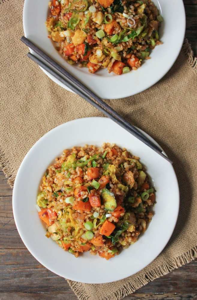 healthy-butternut-squash-and-brussels-sprouts-fried-rice-2