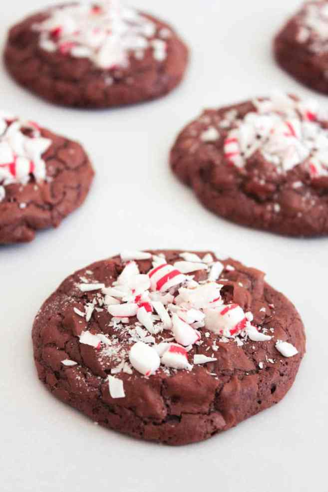 white-chocolate-peppermint-brownie-cookies-3