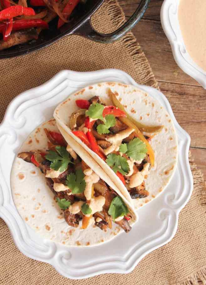 vegan-portobello-fajitas-with-chipotle-cashew-cream-6