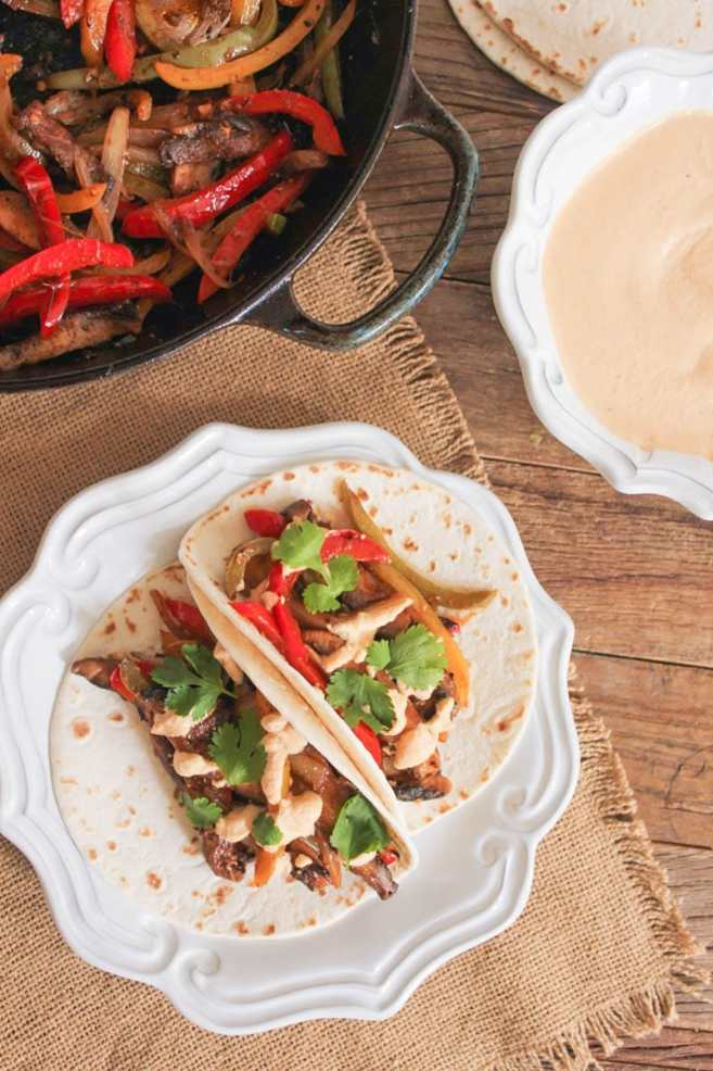 vegan-portobello-fajitas-with-chipotle-cashew-cream-8