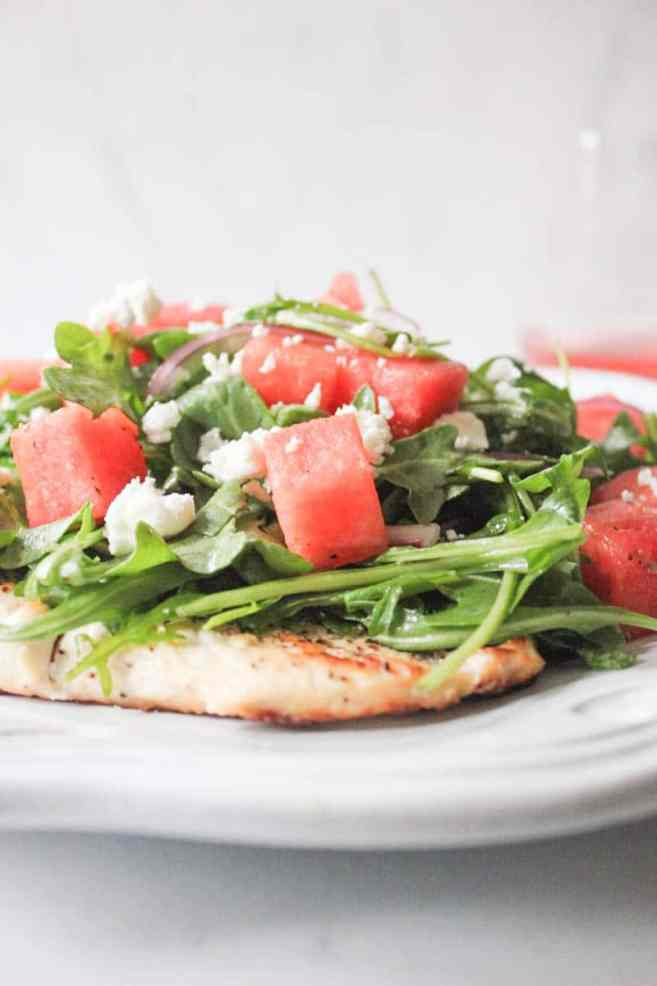 chicken-paillard-with-arugula-and-watermelon-salad-10