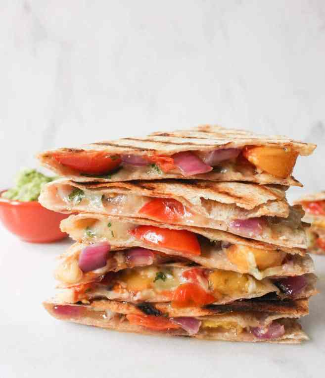 Grilled-Peach-and-Cherry-Tomato-Quesadillas-1