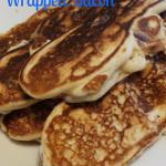 Pancake Wrapped Bacon