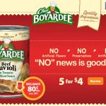 How to Save on Chef Boyardee!