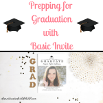 Prepping for Graduation Season with Basic Invite
