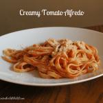 Creamy Tomato Alfredo