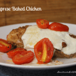 Caprese Baked Chicken