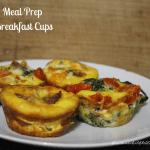 Meal Prep Breakfast Cups