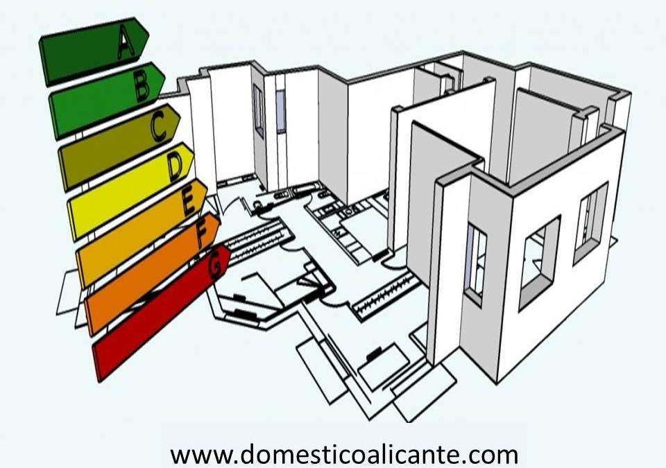 Nueva ley sobre la eficiencia energética de edificios y viviendas.