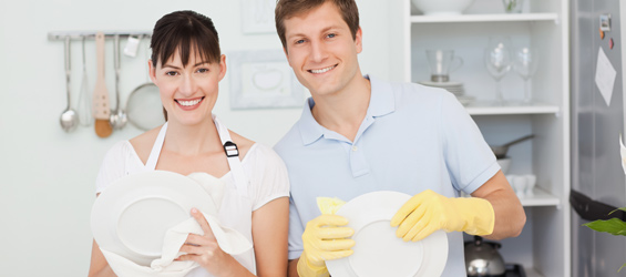 Tareas compartidas limpieza del hogar Doméstico Alicante
