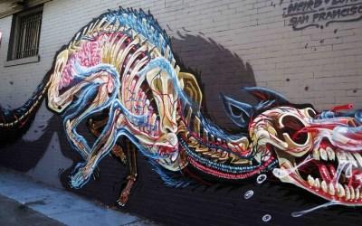 graffiti-doméstico-Alicante Limpieza del Hogar - Doméstico Alicante