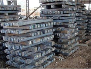 MS Ingots and TMT bars