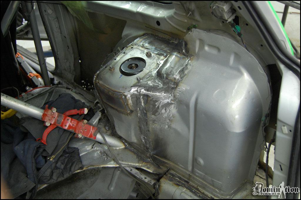 Custom Rear Suspension