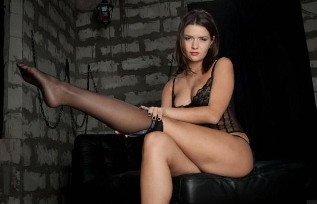 dominatrice sexy téléphone