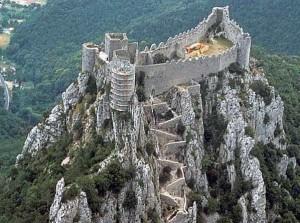 Château cathare de Puylaurens