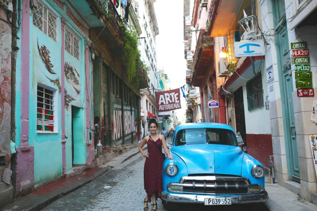 Luxury Old Cars Expensive Cuba
