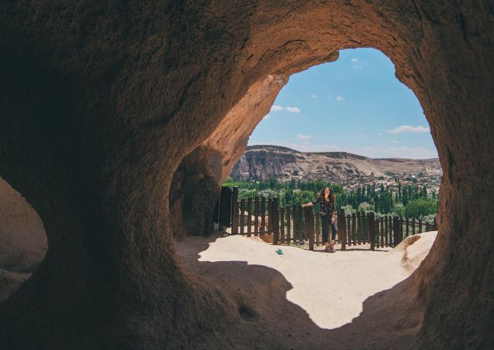 cappadocia cave monastery
