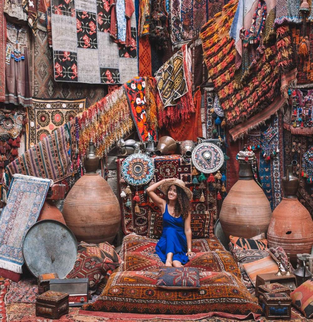 multicultural travel blogger