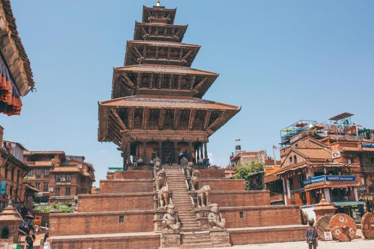 bhaktapur sights